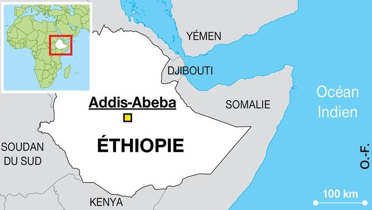 Éthiopie : le chef d'état-major de l'armée et le président de la région d'Amhara tués - ảnh 1