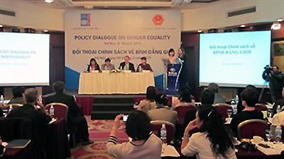 Konferenz über Gleichberechtigung zwischen Frauen und Männern - ảnh 1