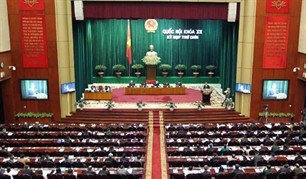 Das Parlament passt seine Aktivitäten an neue Herausforderungen an - ảnh 1