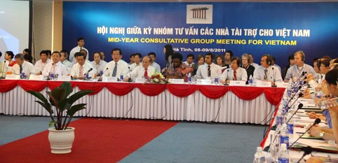 Die Beratungskonferenz der Geberländer für Vietnam in Quang Tri - ảnh 1