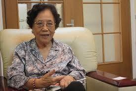 Ehemalige Vize-Staatspräsidentin Binh trifft US-Delegation - ảnh 1