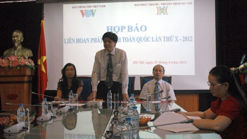 Das landesweite Rundfunkfestival in Hanoi - ảnh 1