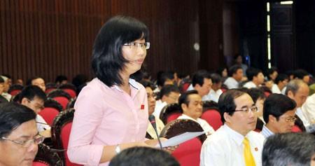 Parlament diskutiert den ergänzten Entwurf des Verlagsgesetzes - ảnh 1