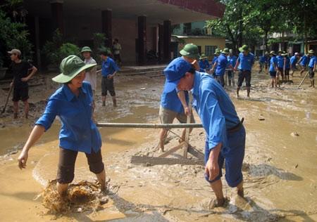 Eröffnung des Informationszentrums vietnamesischer Freiwilliger - ảnh 1