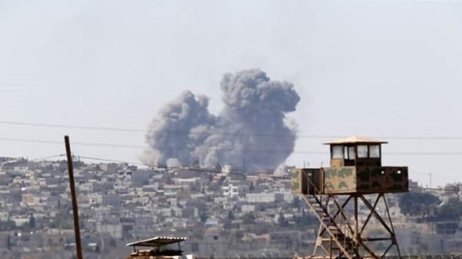 USA und Großbritannien überlegt Einrichtung einer Pufferzone in Syrien - ảnh 1