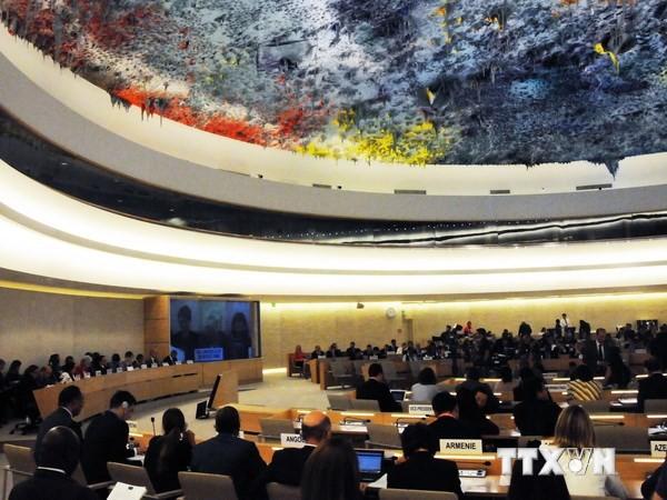 UN-Menschenrechtsrat wählt neue Mitglieder - ảnh 1