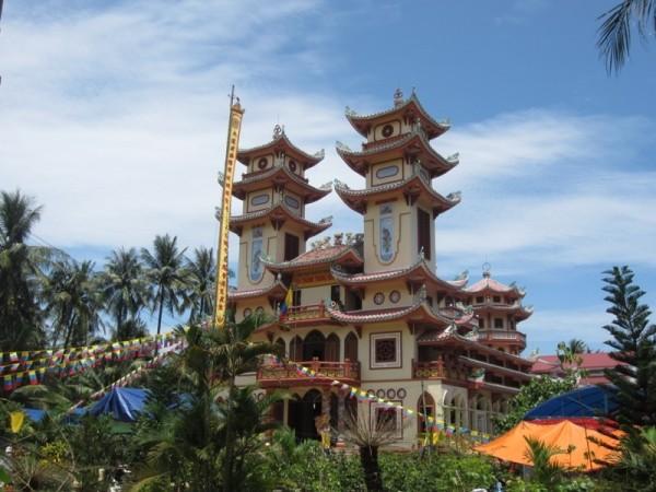 4. Konferenz des Cao Daistenverbands Cau Kho Tam Quan - ảnh 1