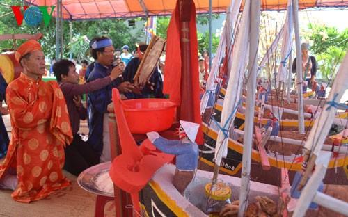 Quang Ngai veranstaltet Zeremonie zu Ehren der Bac Hai-Truppen - ảnh 1