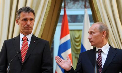 Nato und Russland richten Kommunikationskanäle ein - ảnh 1