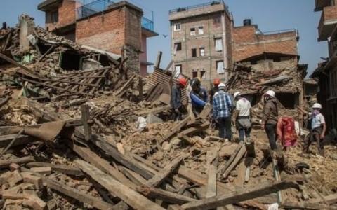 Nepal beendet Suche nach Überlebenden - ảnh 1