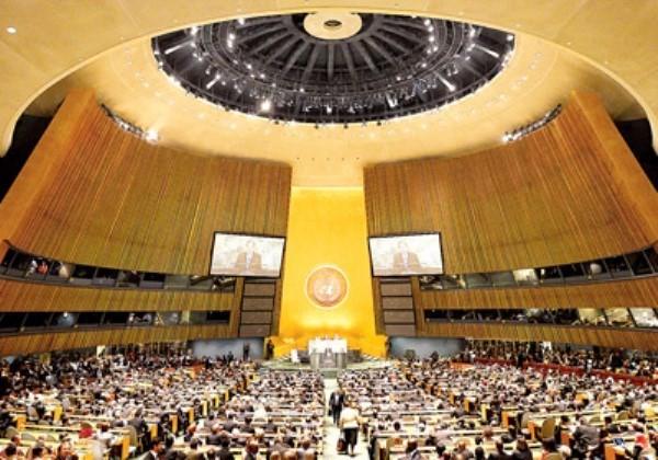 UN-Vollversammlung verabschiedet Resolution gegen globale Drohungen - ảnh 1