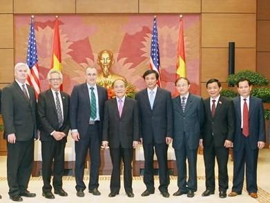19. Runde des Menschenrechtsdialogs zwischen Vietnam und USA - ảnh 1