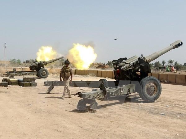 Irak bekommt tausende Panzerabwehrwaffen von den USA - ảnh 1