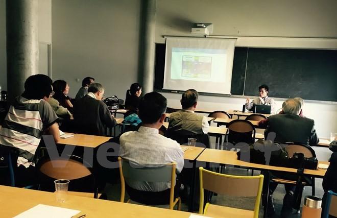 Frankreich: Seminar über das Ostmeer in Universität Paris-Diderot - ảnh 1