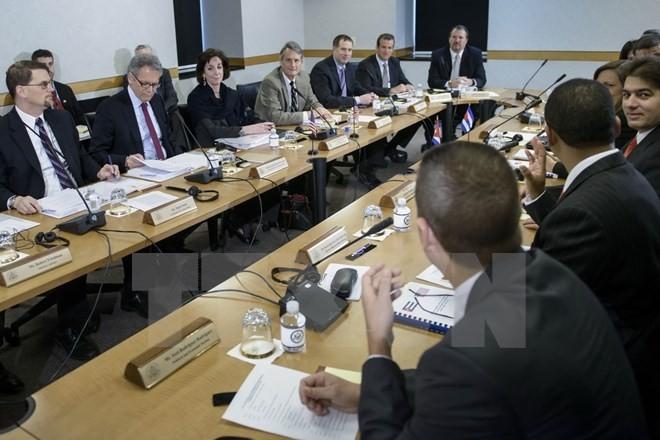 Positive Signale nach zwei Verhandlungstagen zwischen USA und Kuba - ảnh 1