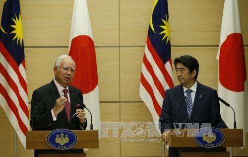 Malaysia und Japan wollen strategische Partnerschaft aufnehmen - ảnh 1