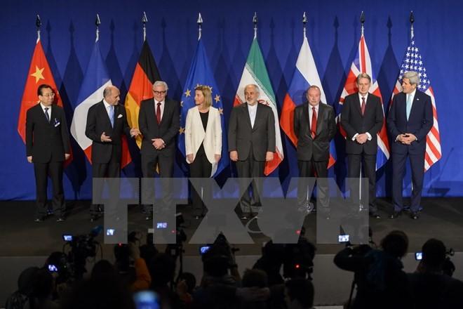 Der US-Außenminister wird seinen iranischen Amtskollegen in Genf treffen - ảnh 1