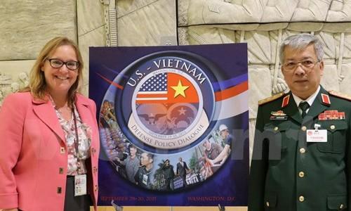 6. Vietnam-USA-Dialog über Verteidigungspolitik - ảnh 1