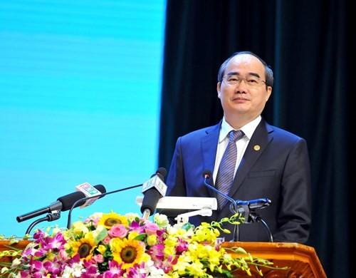 Konferenz zum Patriotismus-Wettbewerb der Hauptstadt Hanoi - ảnh 1