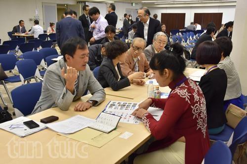 Seminare über Investition und Handelsaustausch zwischen Vietnam und Japan - ảnh 1