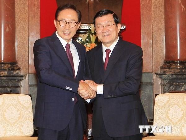 Vietnam will die Zusammenarbeit mit Südkorea verstärken - ảnh 1
