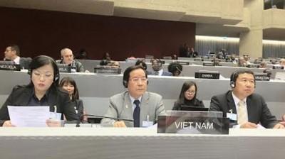 Vietnam wird Mitglied der IPU-Zentralabteilung für die Amtszeit von 2015 bis 2019 - ảnh 1