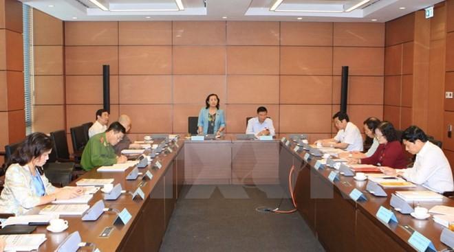 Diskussion: Dokumententwürfe dem kommenden Parteitag vorgelegt - ảnh 1