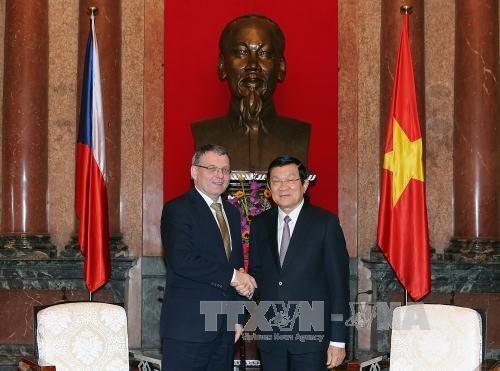 Verständigung zwischen Völkern Vietnams und Tschechiens soll verstärkt werden - ảnh 1
