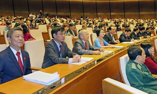 Parlament diskutiert Entwurf des Cybersicherheitsgesetzes - ảnh 1