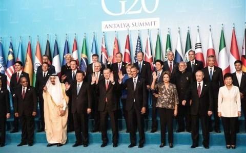 G20-Gipfeltreffen veröffentlicht gemeinsame Erklärung - ảnh 1