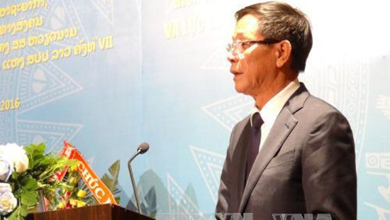 Die Zusammenarbeit zwischen Vietnam und Laos beim Kampf gegen Kriminalität - ảnh 1