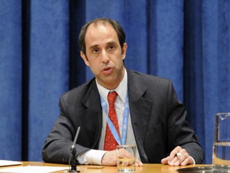 UNO ernennt neuer Sondergesandte für Menschenrecht in Nordkorea - ảnh 1