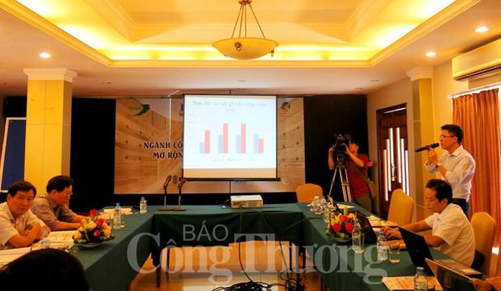 Chancen zur Förderung der Holzverarbeitungsindustrie Vietnams - ảnh 1