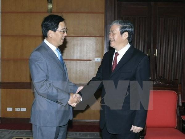 Vietnam respektiert die freundschaftlichen Beziehungen mit China - ảnh 1