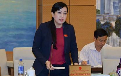 Sitzung: Vorschläge und Beschwerden der Wähler sollen bearbeitet werden - ảnh 1
