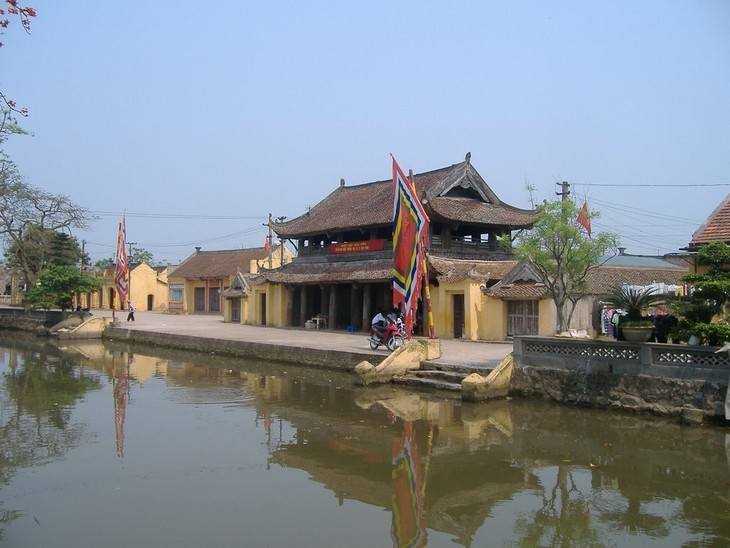 Das Dorf Hanh Thien in Nam Dinh und seine einzigartige Architektur - ảnh 1