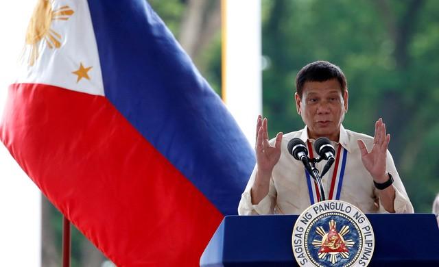 Der philippinische Präsident bekräftigt die unabhängige Außenpolitik  - ảnh 1