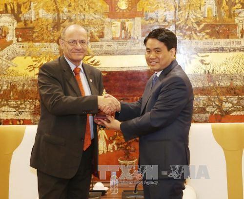 Hanoi will mit französischsprachigen Städten zusammenarbeiten - ảnh 1