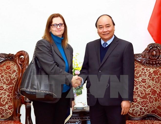 Verstärkung der Beziehungen zwischen Vietnam und Israel - ảnh 1