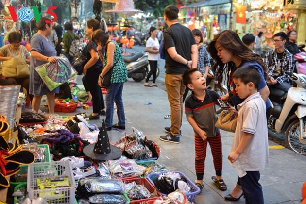 Hanoi vor Halloween - ảnh 11