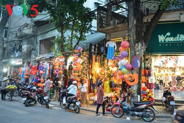Hanoi vor Halloween - ảnh 1