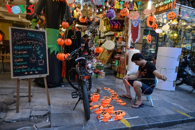 Hanoi vor Halloween - ảnh 3