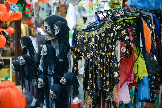 Hanoi vor Halloween - ảnh 9