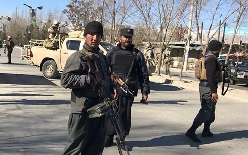 Der IS bekennt sich zu Bombenanschlägen in Afghanistan - ảnh 1