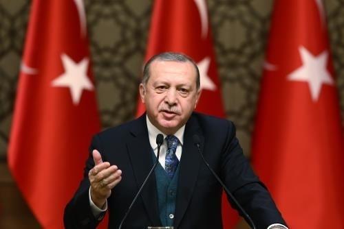Der türkische Präsident will Beziehungen mit Deutschland und EU im Jahr 2018 verbessern - ảnh 1