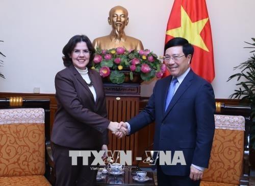 Vietnam und Kuba verstärken Zusammenarbeit - ảnh 1