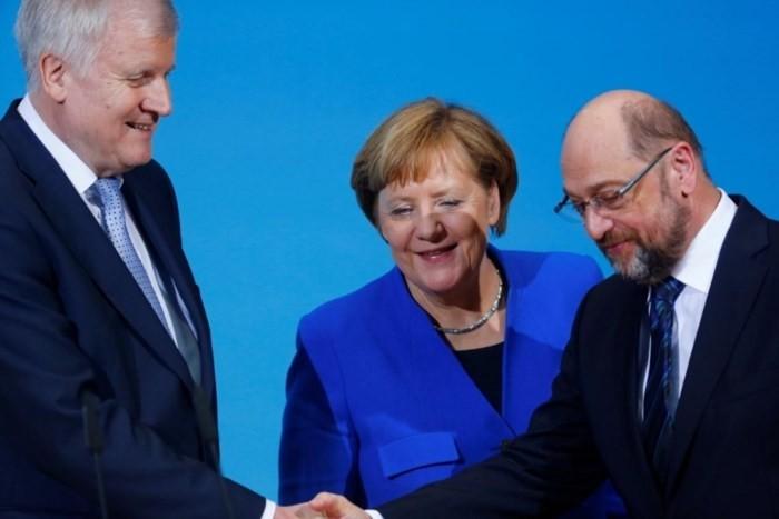 Sondierungsgespräche: SPD und Union erzielen Einigung bei Sondierungen - ảnh 1