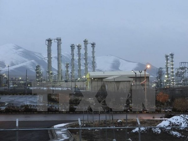 Druck zur Änderung des Iran-Atomdeals - ảnh 1