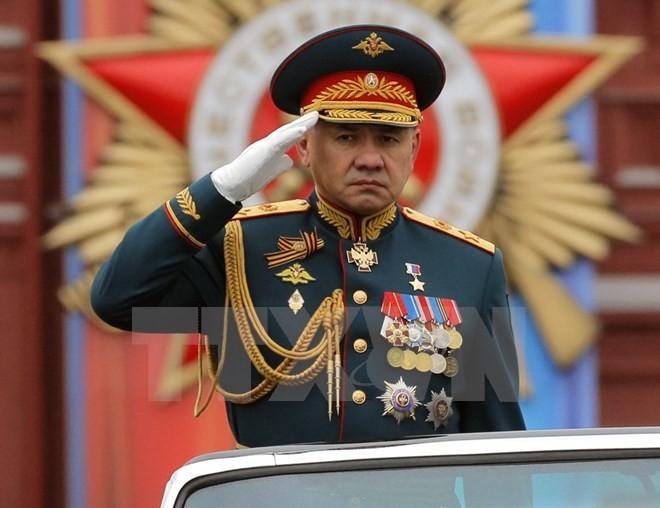 Russlands Verteidigungsminister Shoygu ist in Vietnam zu Gast - ảnh 1
