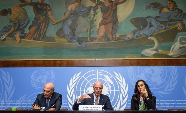 Syrischer Kongress zum Nationalen Dialog: Notwendiger Schritt für Frieden - ảnh 1